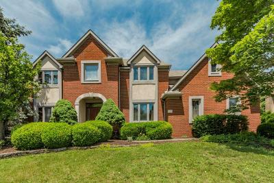Columbus Single Family Home For Sale: 260 Deer Meadow Drive