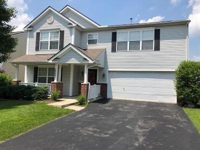 Blacklick Single Family Home Contingent Finance And Inspect: 8062 Beardsley Avenue