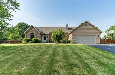 Union County Single Family Home For Sale: 14041 Hinton Mill Road