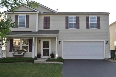 Columbus Single Family Home For Sale: 4683 Galecrest Drive