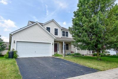 Blacklick Single Family Home Contingent Finance And Inspect: 1161 McNeil Drive