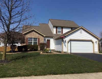 Westerville Single Family Home For Sale: 6761 Pine Hollow Drive