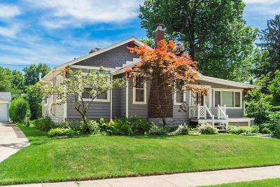 Clintonville Single Family Home Contingent Finance And Inspect: 251 Orchard Lane