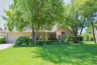 Dublin Single Family Home For Sale: 6227 Inverurie Drive W