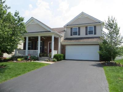 Westerville OH Single Family Home For Sale: $298,000