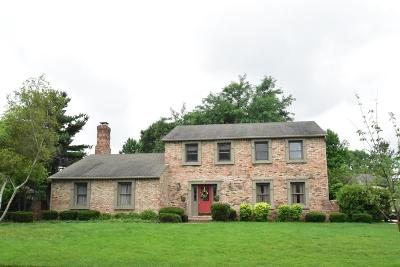 Upper Arlington Single Family Home Contingent Finance And Inspect: 4269 Randmore Road