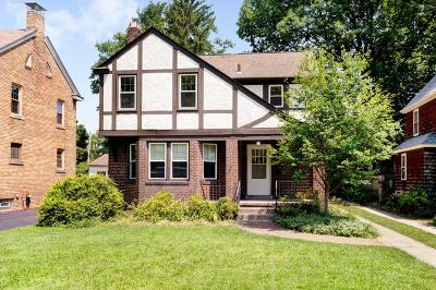 Clintonville Single Family Home Contingent Finance And Inspect: 580 E North Broadway