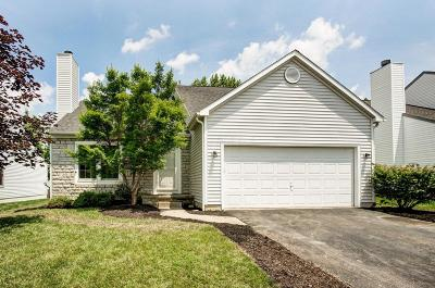Blacklick Single Family Home For Sale: 7770 Worley Drive