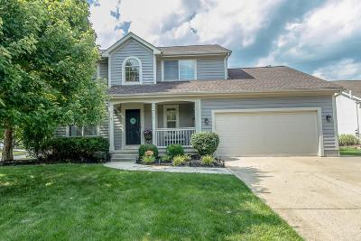 Westerville Single Family Home Contingent Finance And Inspect: 1236 Oakwood Lane
