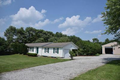 Etna Single Family Home For Sale: 9245 Watkins Road SW