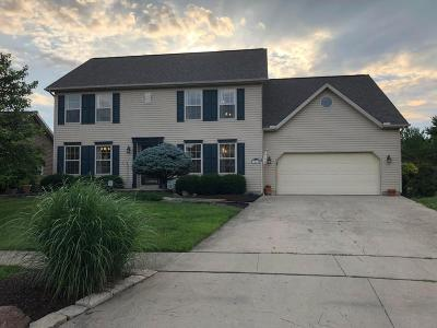 Circleville OH Single Family Home For Sale: $249,900