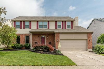 Hilliard OH Single Family Home For Sale: $279,900