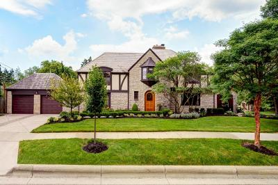 Upper Arlington Single Family Home For Sale: 2376 Andover Road