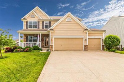 Grove City Single Family Home Contingent Finance And Inspect: 5887 Goldstone Court
