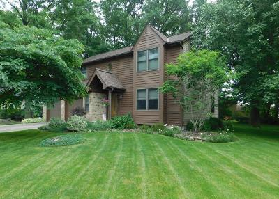 Columbus Single Family Home For Sale: 538 Waring Way