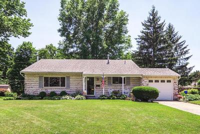 Westerville Single Family Home For Sale: 557 Catawba Avenue