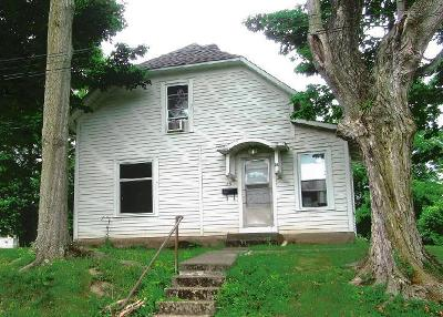 Mount Vernon Single Family Home Contingent Finance And Inspect: 23 Cliff Street
