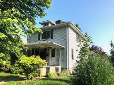 Chillicothe OH Single Family Home Contingent Finance And Inspect: $88,900