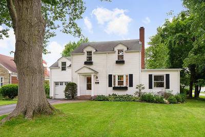 Columbus Single Family Home For Sale: 288 Chatham Road