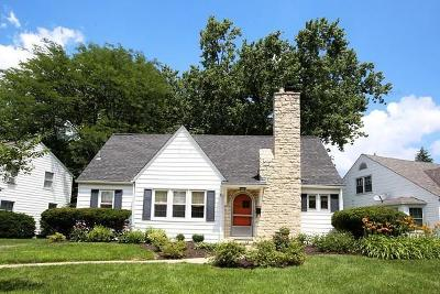 Columbus Single Family Home For Sale: 304 E Schreyer Place