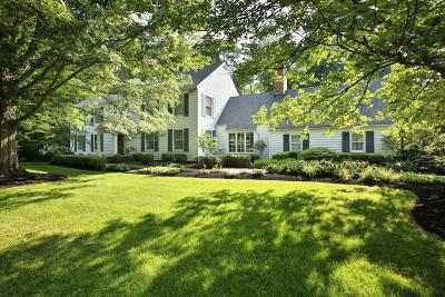 Worthington Single Family Home Contingent Finance And Inspect: 2200 Castle Crest Drive