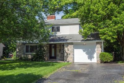 Upper Arlington Single Family Home Sold: 2651 Brandon Road
