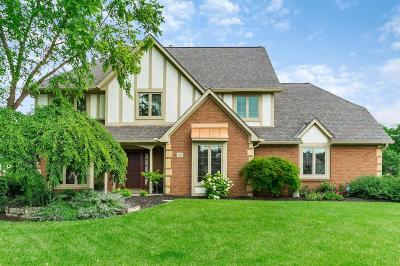 Westerville Single Family Home Contingent Finance And Inspect: 1086 Marie Lou Drive