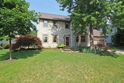 Westerville Single Family Home For Sale: 183 Sassafras Way