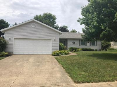 Circleville OH Single Family Home For Sale: $179,900
