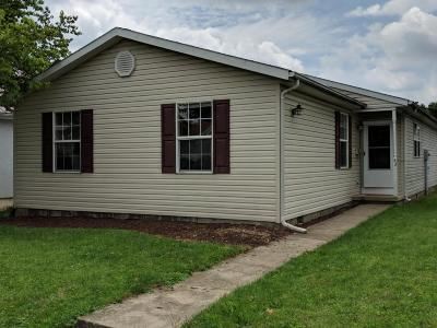 Newark OH Single Family Home For Sale: $94,900