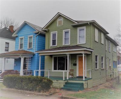 Columbus OH Single Family Home For Sale: $42,900