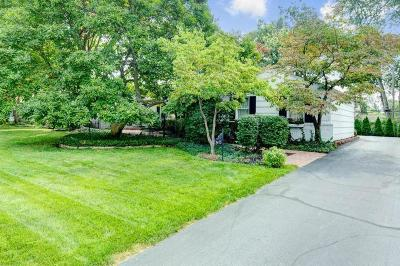 Upper Arlington Single Family Home Contingent Finance And Inspect: 2475 Dorset Road