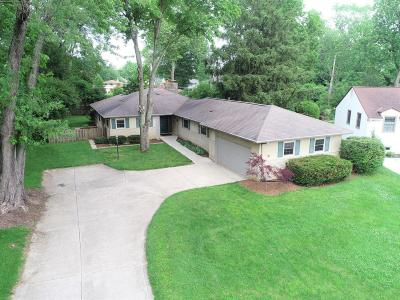 Columbus Single Family Home For Sale: 214 S Virginialee Road