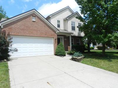 Westerville OH Single Family Home For Sale: $255,000