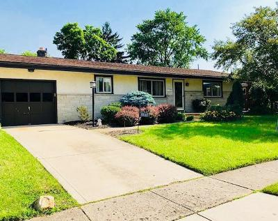 Grove City Single Family Home Contingent Finance And Inspect: 2630 Eugene Avenue