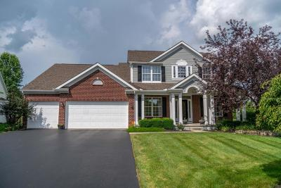 Westerville OH Single Family Home For Sale: $484,900
