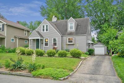 Columbus Single Family Home For Sale: 175 E Beaumont Road