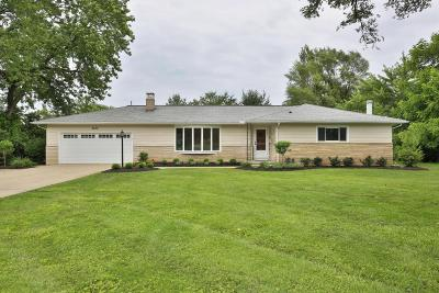 Grove City Single Family Home For Sale: 2222 Demorest Road