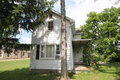 Grove City Single Family Home For Sale: 1861 Harrisburg Pike