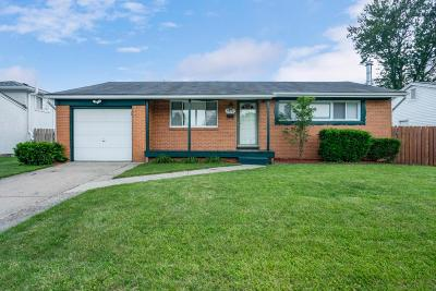 Columbus Single Family Home For Sale: 4879 Downing Drive