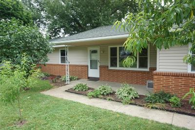 Groveport Single Family Home Contingent Finance And Inspect: 4929 Hayes Road