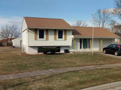 Columbus Single Family Home For Sale: 800 Belford Avenue
