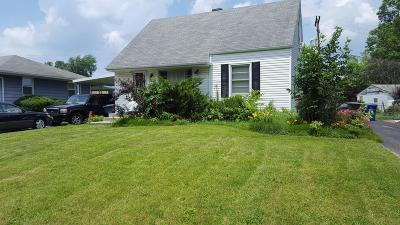 Columbus OH Single Family Home For Sale: $96,000