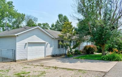 Thornville Single Family Home Contingent Finance And Inspect: 533 Coshocton Avenue