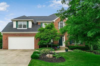 Pickerington Single Family Home For Sale: 9815 Haverford Place