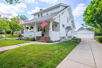 Clintonville Single Family Home Contingent Finance And Inspect: 153 Fallis Road
