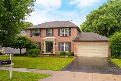 Hilliard Single Family Home For Sale: 4921 Claymill Drive