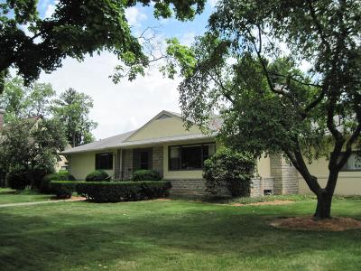 Bexley Single Family Home For Sale: 210 N Ardmore Road