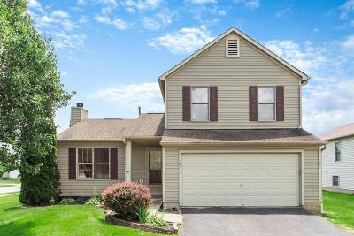 Blacklick Single Family Home For Sale: 8531 Arlen Drive