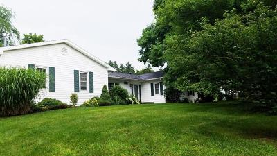 Newark Single Family Home Contingent Finance And Inspect: 874 N Village Drive
